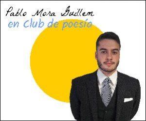 Pablo Mora Guillem en club de poesía