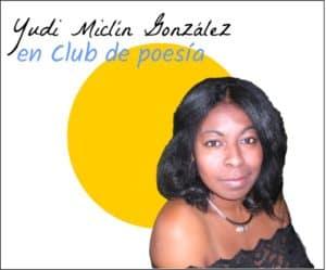 Yudi Miclin en club de poesia