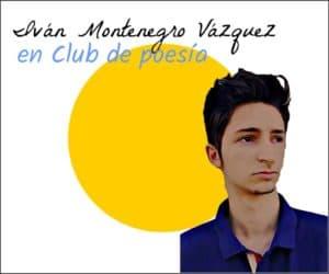 Ivan Montenegro en club de poesia