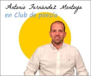 Antonio Fernández Montoya en club de poesia