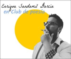 Enrique Sandamil en Club de poesia
