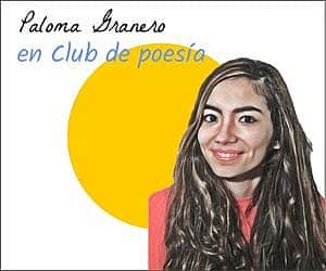 PALOMA GRANERO DOCTOR en club de poesia