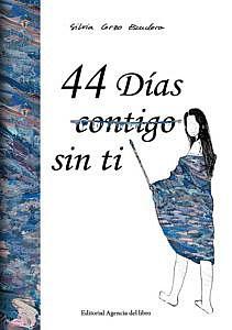 PortadaCrowdfunding 44diassinti Editorial Poesía eres tú. Libros de poesía.